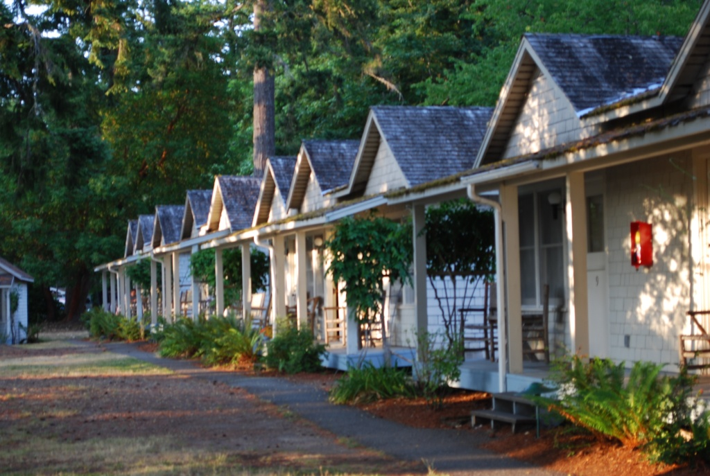roosevelt cottages at LCL