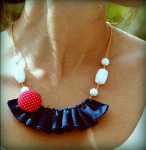 Nautical, plus ruffles: two trends i always thought too kitchy i'm now OBSESSED