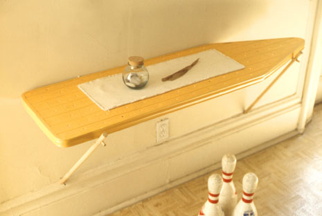 Ironing Board Buffet
