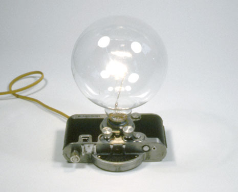 Camera Lamp.