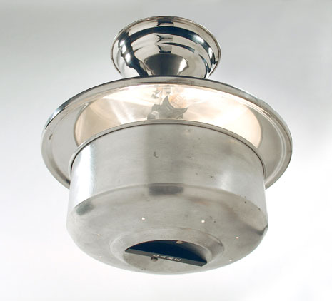 Cake Stand Ceiling Fixture