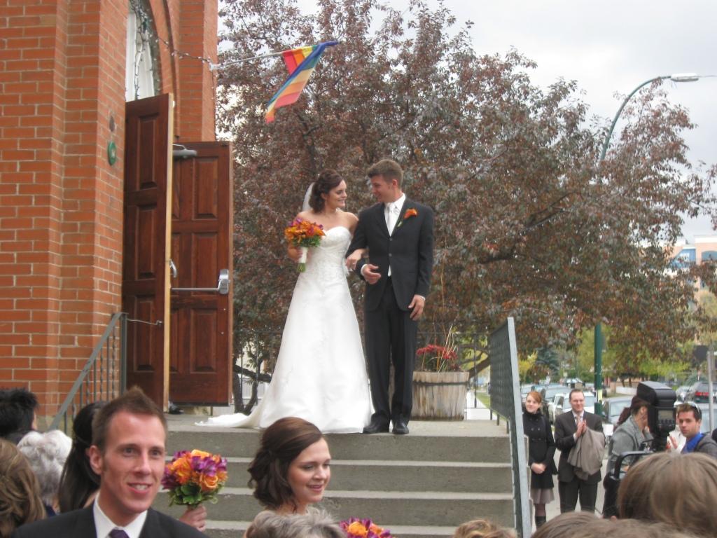 Mr. & Mrs. Teterenko!